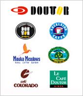 ドトールコーヒーを設立して、カフェ・コロラド、ドトールコーヒーショップなどの喫茶業を展開して成功を収める